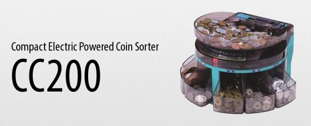 Coin Sorter CS200